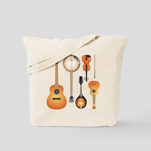 String Instruments Tote Bag