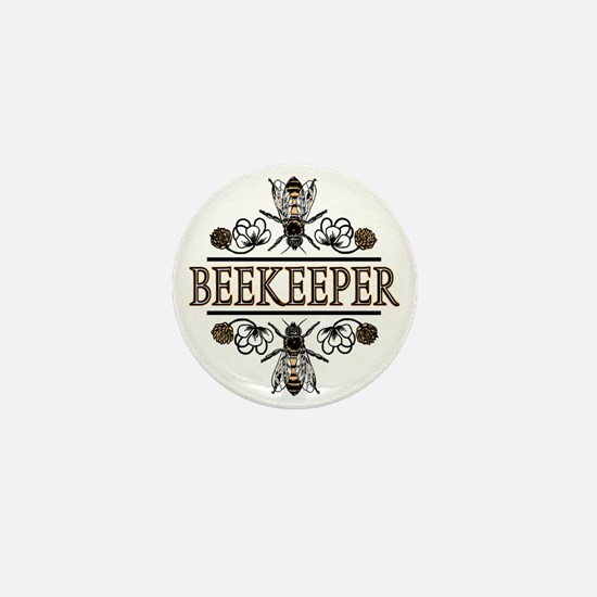 The Beekeepers! Mini Button