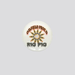 Rig Pig Mini Button