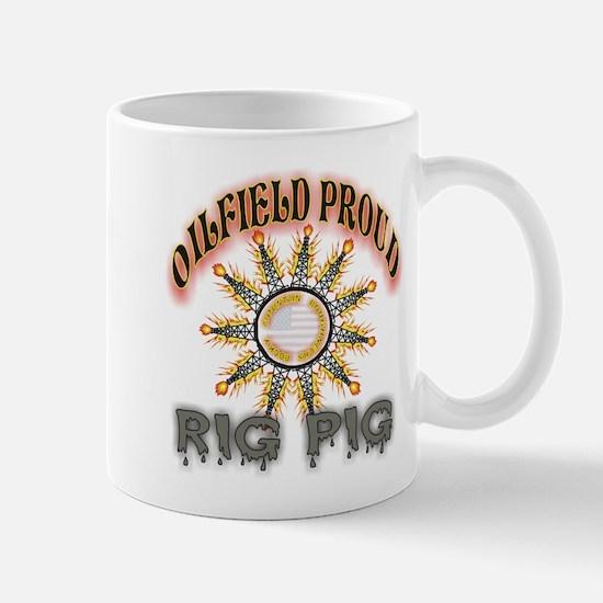 Rig Pig Mug