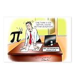 Heisenberg Principle Postcards (Package of 8)