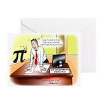 Heisenberg Principle Greeting Cards (Pk of 20)