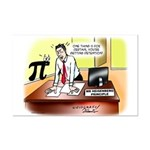 Heisenberg Principle Mini Poster Print