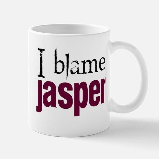 I blame Jasper Mug