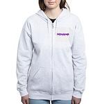 Schizophrenic Women's Zip Hoodie