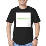 My Girlfriend's A Therapist Men's Fitted T-Shirt (