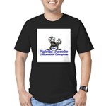 Mascot Conference Champions Men's Fitted T-Shirt (