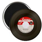 """Jukeboxmafia Logo 2.25"""" Magnet (10 pack)"""