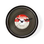 Jukeboxmafia Logo Wall Clock