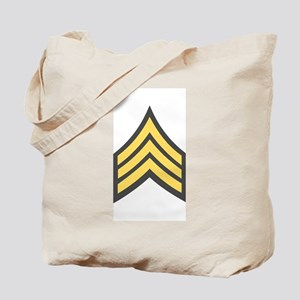 1-506th Infantry Sergeant Tote Bag