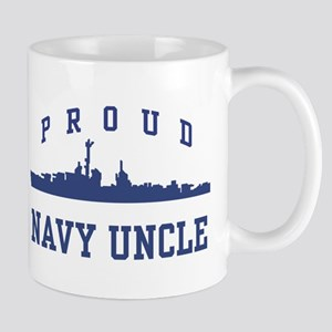 Proud Navy Uncle Mug