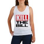 Kill The Bill Women's Tank Top