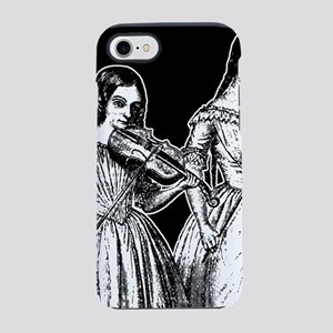 violin-girls_gc iPhone 7 Tough Case