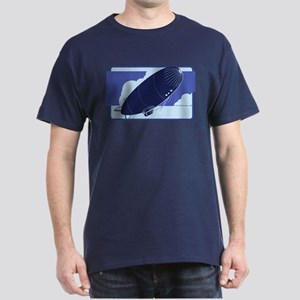 Up Up and Away (Blue Sky) Dark T-Shirt