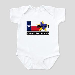 Texas Sheriff Infant Bodysuit
