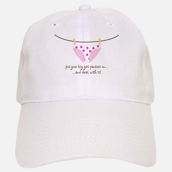 panties Baseball Baseball Cap