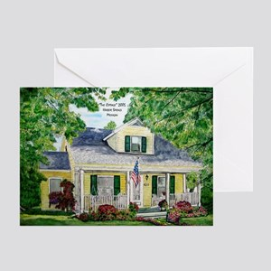 Harbor Springs, Michigan Greeting Cards (Package o