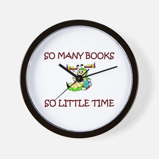 Cute Teaching time Wall Clock