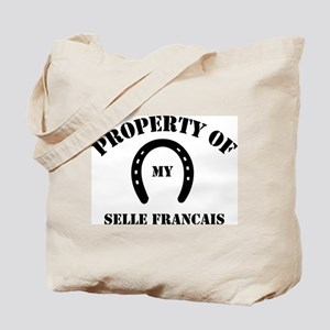 My Selle Francais Tote Bag