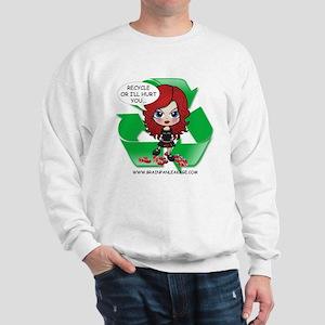EK Recycles Sweatshirt