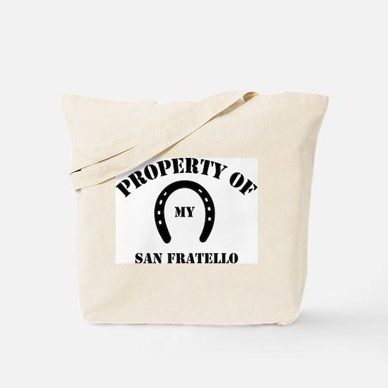 My San Fratello Tote Bag