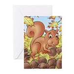 Skippy's Greeting Cards (Pk of 10)