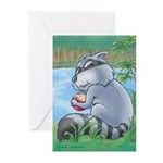 Rascal's Greeting Cards (Pk of 10)