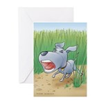 Poindexter's Greeting Cards (Pk of 10)