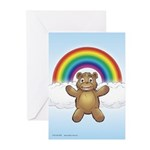 Cubby's Greeting Cards (Pk of 10)