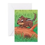Charlie's Greeting Cards (Pk of 10)