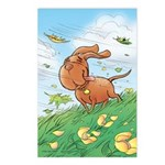 Harland's Postcards (Package of 8)