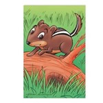 Charlie's Postcards (Package of 8)