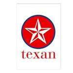 texan Postcards (Package of 8)