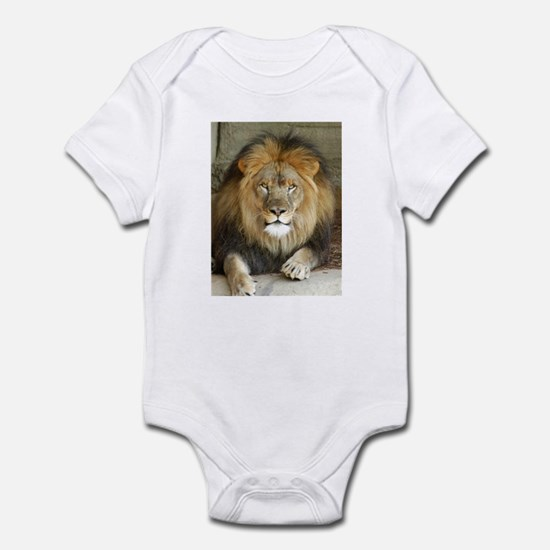 African Lion 3 Infant Creeper