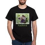Keeshond Puppy Dark T-Shirt