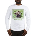 Keeshond Puppy Long Sleeve T-Shirt