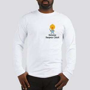 General Surgery Chick Long Sleeve T-Shirt
