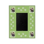 Keeshond Puppy Picture Frame