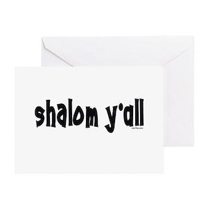 Shalom greeting cards cafepress m4hsunfo