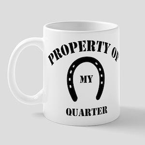 My Quarter Mug