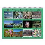 Dixpix1st Classic Calendar: Year In Wall Calendar