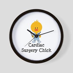 Cardiac Surgery Chick Wall Clock