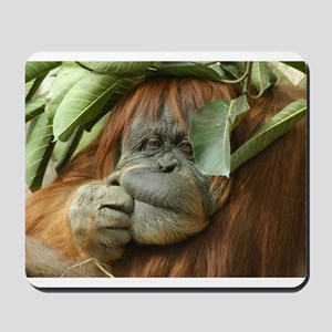 Orangutan Female 2 Mousepad