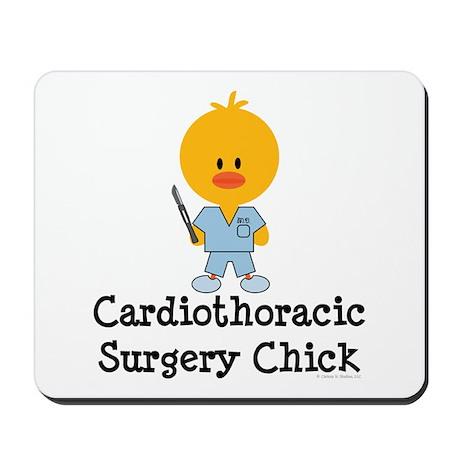 Cardiothoracic Surgery Chick Mousepad