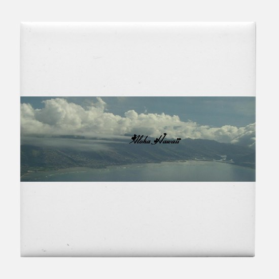 Aloha Hawaii Tile Coaster