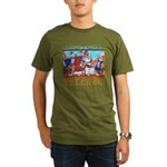 Organic Palermo T-Shirt (blue or olive)