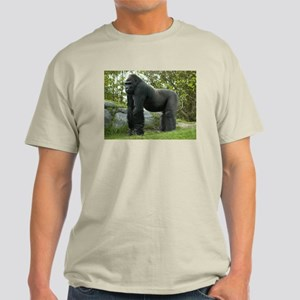 Gorilla 4 Ash Grey T-Shirt