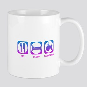 Eat Sleep FarmTown Mug