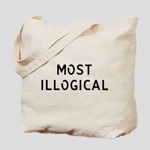 Most Illogical Tote Bag