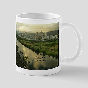 Ala Wai Canal Mug